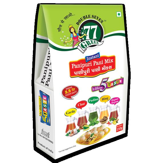 Panipuri Masala 5 Flavors
